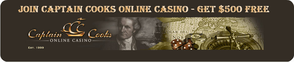 Captain Cook Casino Promotions