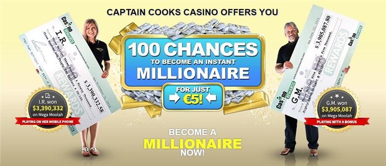 CaptainCools Become a Millionaire