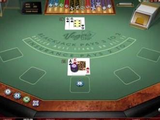 Captain Cooks blackjack